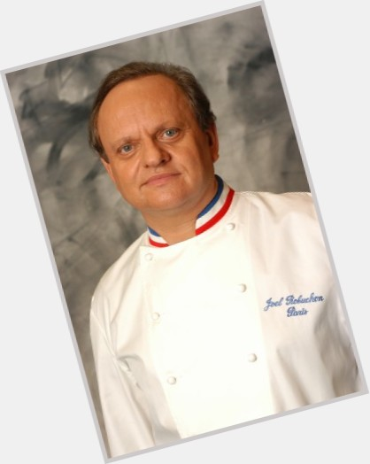 Joel Robuchon birthday 2015