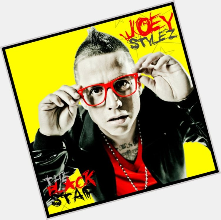 Joey Stylez birthday 2015