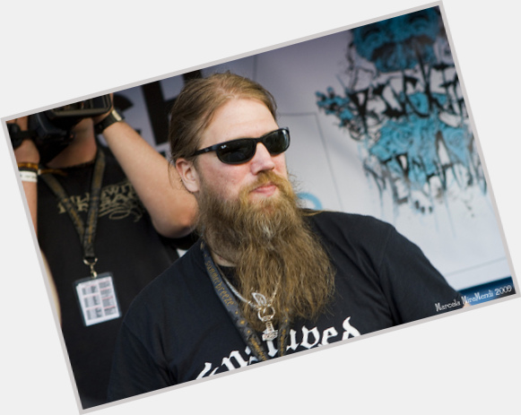 Johan Hegg light brown hair & hairstyles Bodybuilder body,