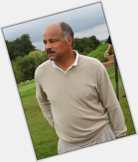 "<a href=""/hot-men/john-conteh/is-he-married-silent-witness-alive-where-now"">John Conteh</a> Athletic body,  bald hair & hairstyles"