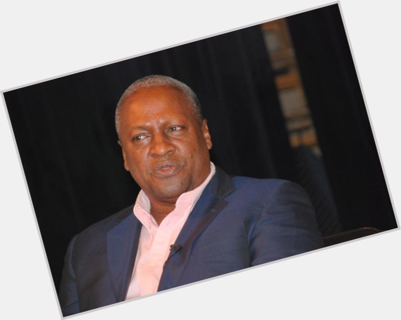 John Dramani Mahama dating 2