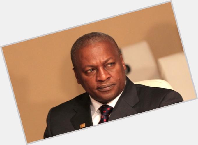 John Dramani Mahama birthday 2015