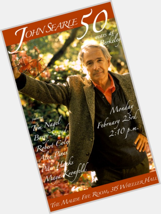 John Searle birthday 2015