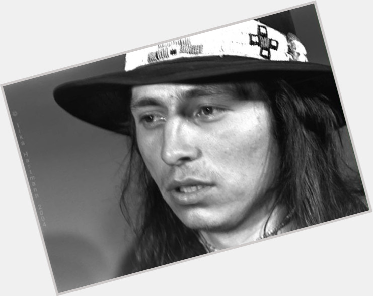 "<a href=""/hot-men/john-trudell/is-he-still-alive"">John Trudell</a> Average body,  salt and pepper hair & hairstyles"
