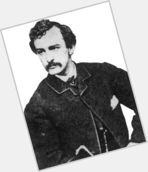 "<a href=""/hot-men/john-wilkes-booth/where-dating-news-photos"">John Wilkes Booth</a> Slim body,  dark brown hair & hairstyles"