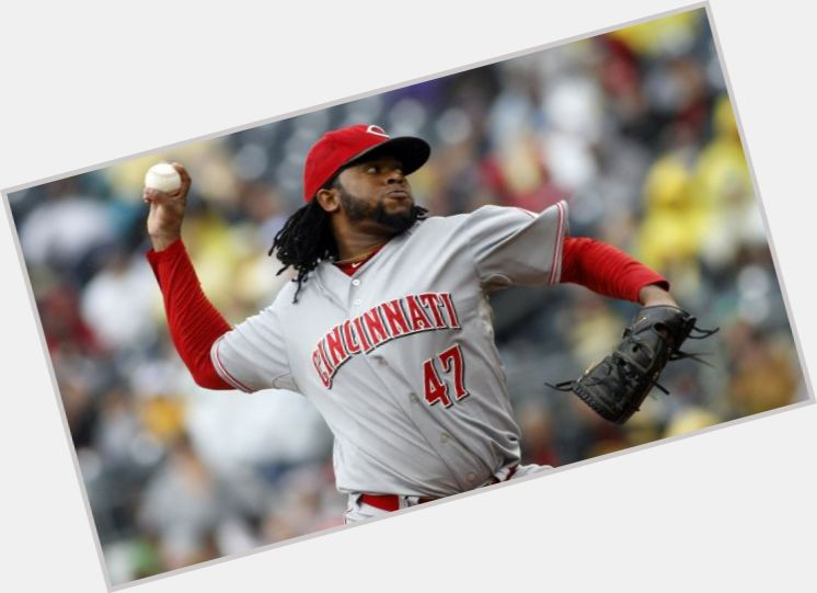 Johnny Cueto hairstyle 4