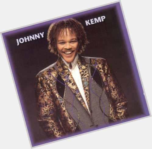 Johnny Kemp birthday 2015