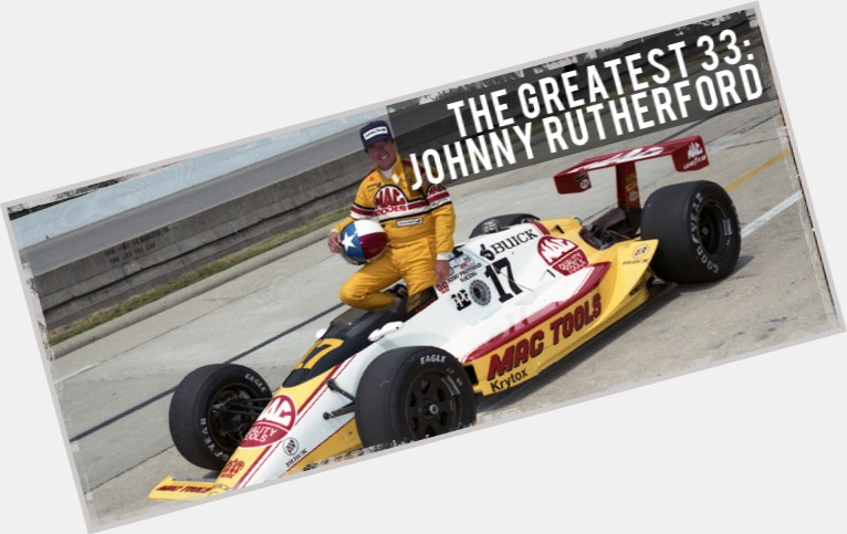 Johnny Rutherford birthday 2015