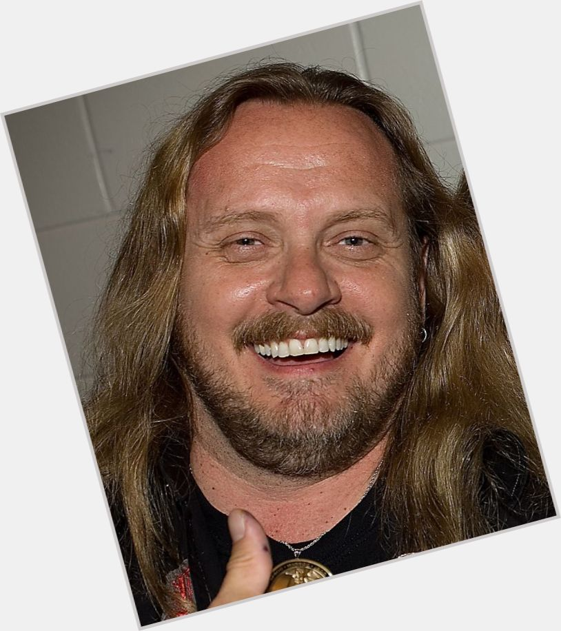 Johnny Van Zant birthday 2015