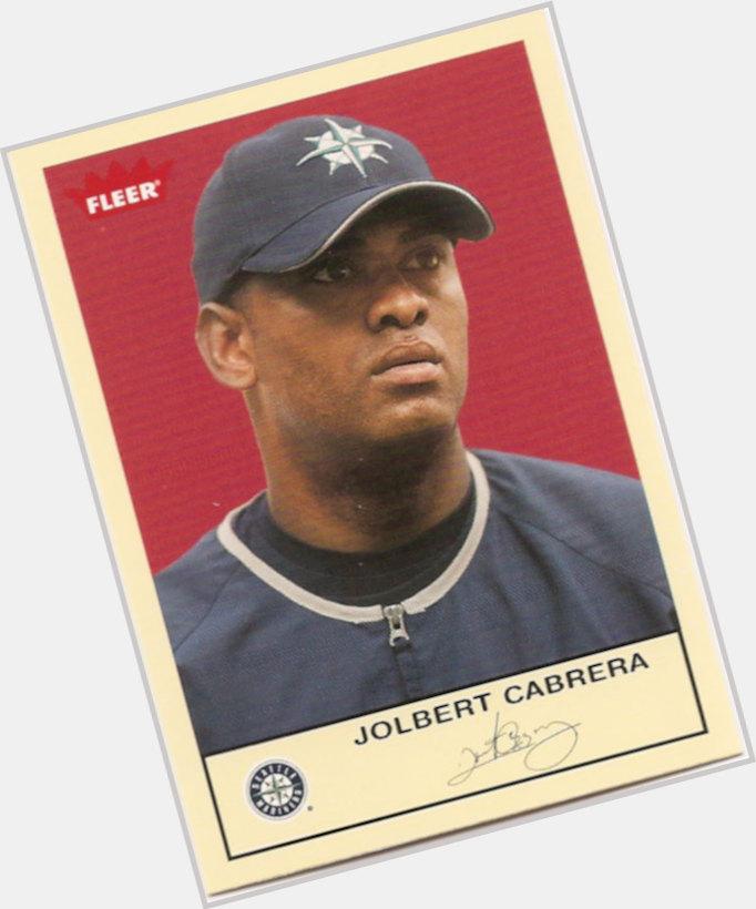 Jolbert Cabrera birthday 2015