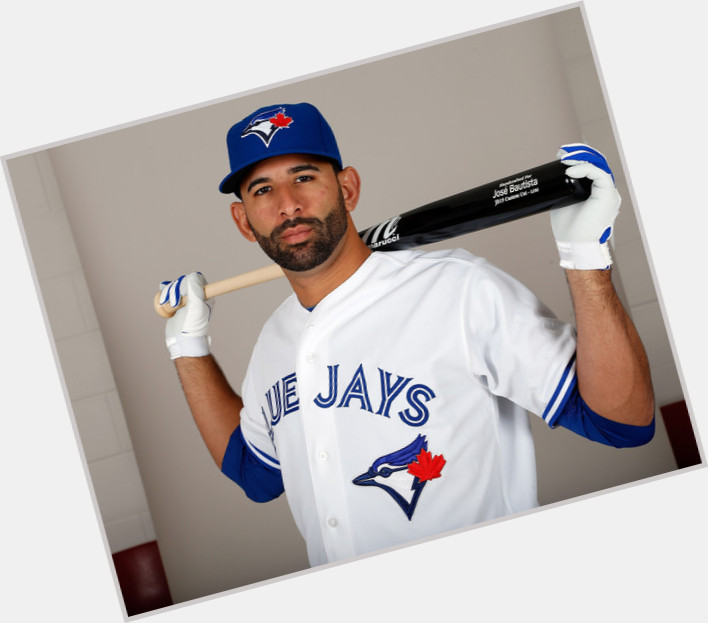 Jose Bautista birthday 2015
