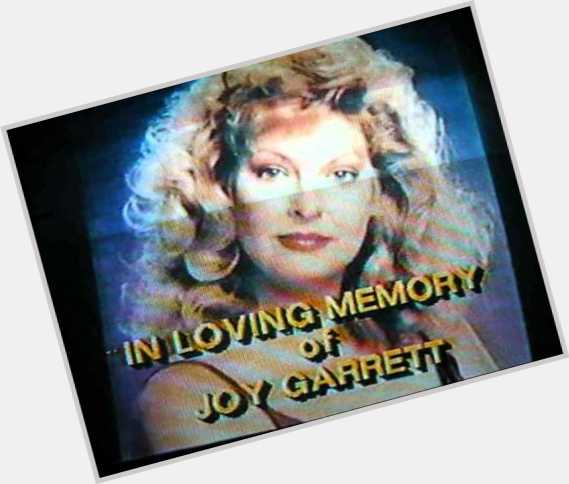 Joy Garrett birthday 2015