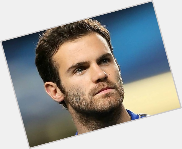 Juan Mata birthday 2015