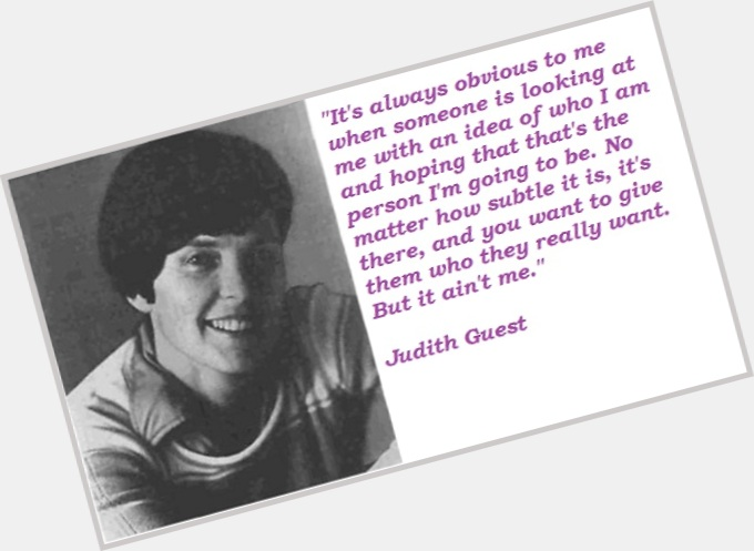 Judith Guest birthday 2015