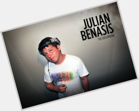 Julian Benasis birthday 2015