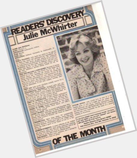 Julie Mcwhirter birthday 2015