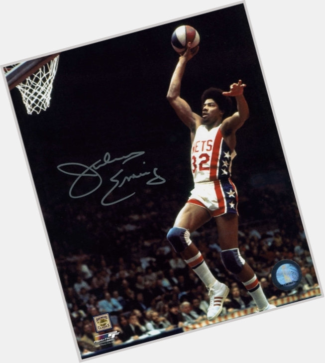 Julius Dr J Erving hairstyle 4