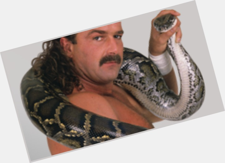 Jake Roberts Official Site For Man Crush Monday Mcm