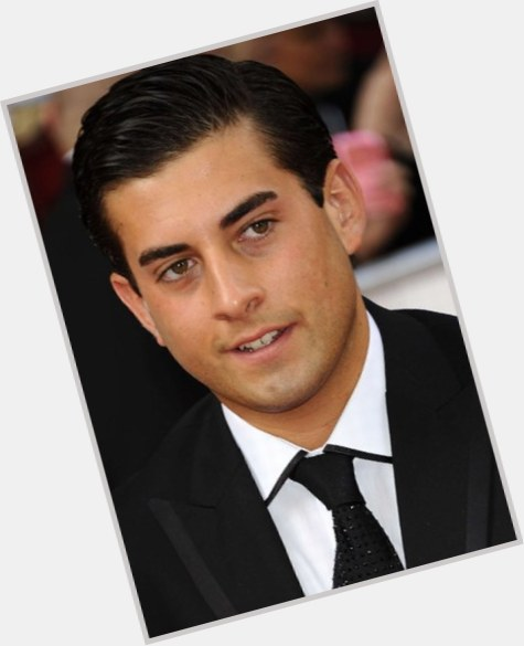 James Argent birthday 2015