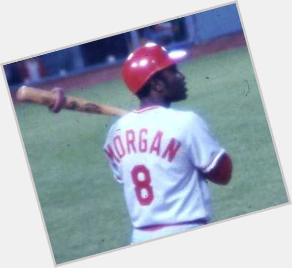 Joe Morgan birthday 2015