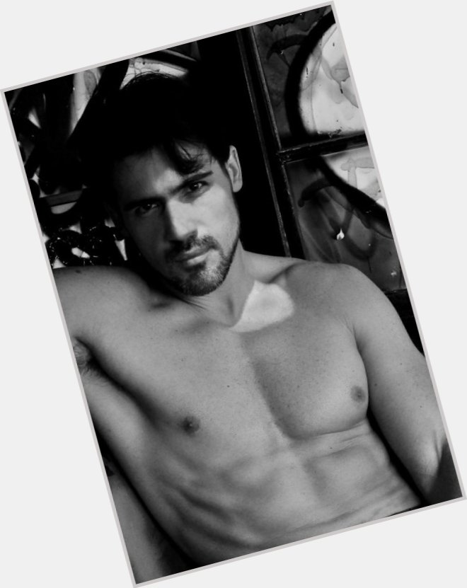 """<a href=""""/hot-men/jose-guillermo-cortines/is-he-bi-2014"""">Jose Guillermo Cortines</a> Athletic body,  dark brown hair & hairstyles"""