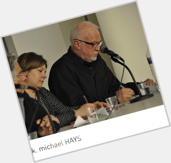 K. Michael Hays birthday 2015