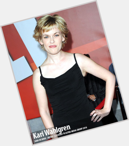 Kari Wahlgren where who 5