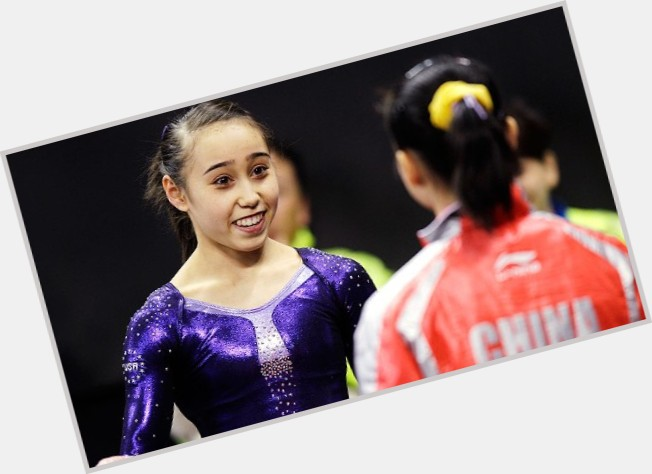 Katelyn Ohashi birthday 2015