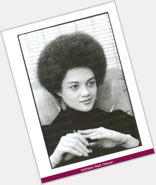Kathleen Neal Cleaver birthday 2015