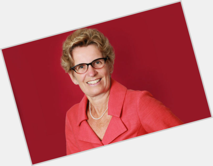 Kathleen Wynne birthday 2015