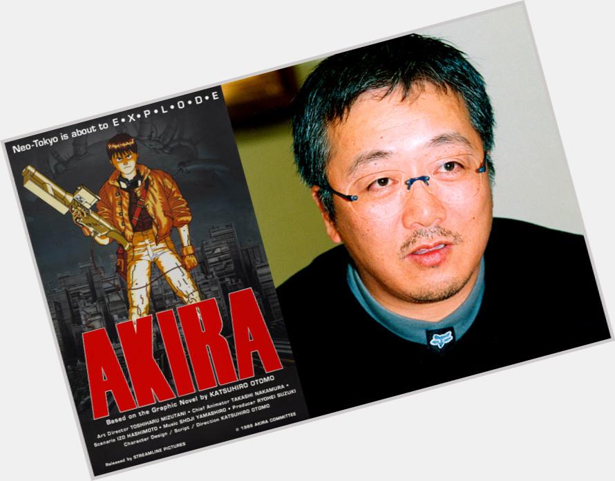 Katsuhiro Otomo birthday 2015