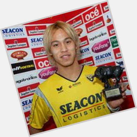 Keisuke Honda new pic 1