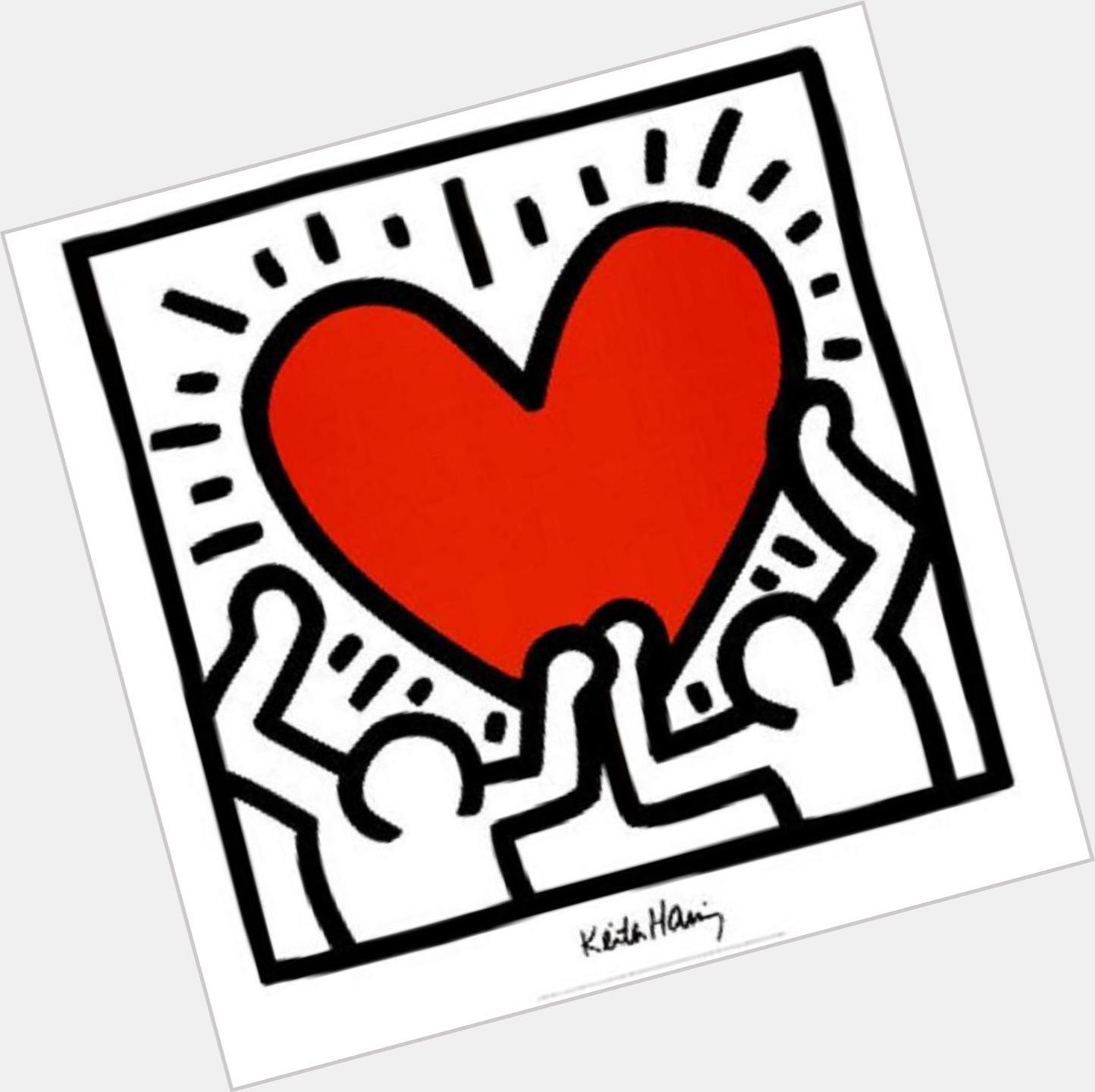 Keith Haring birthday 2015