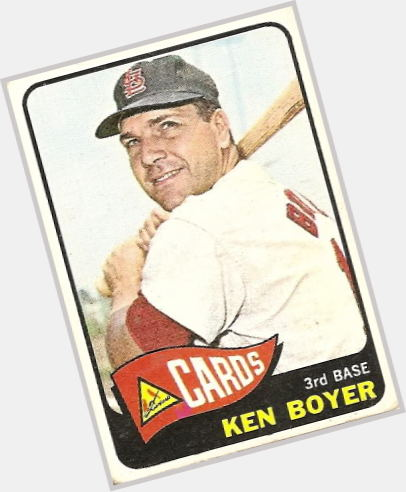 Ken Boyer birthday 2015