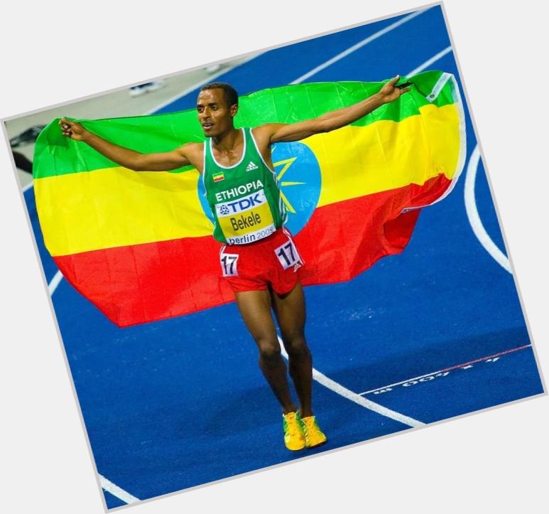Kenenisa Bekele birthday 2015