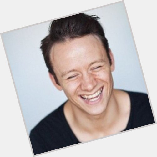 Kevin Clifton birthday 2015