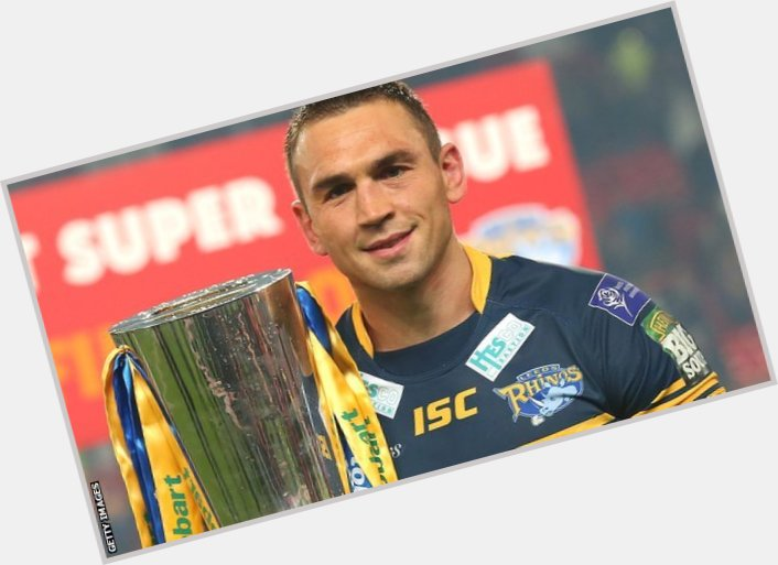 Kevin Sinfield birthday 2015