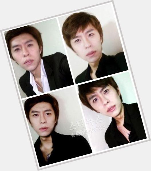 "<a href=""/hot-men/kim-ji-hoo/where-dating-news-photos"">Kim Ji Hoo</a> Slim body,  black hair & hairstyles"