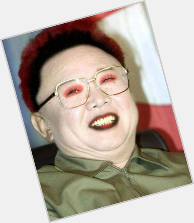 Kim Jong Il full body 3