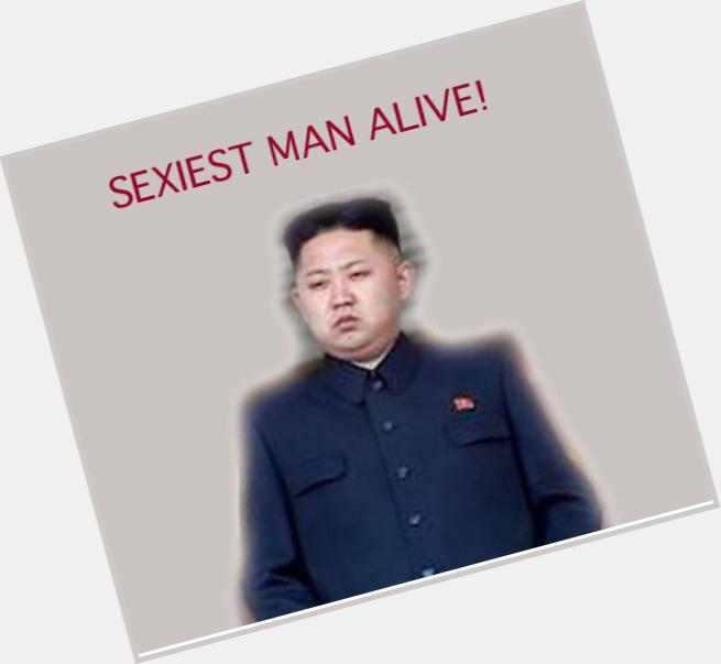 "<a href=""/hot-men/kim-jong-un/is-he-bad-dead-married-good-leader-nice"">Kim Jong Un</a> Large body,  black hair & hairstyles"