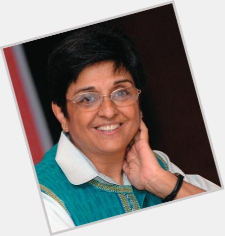 Kiran Bedi birthday 2015