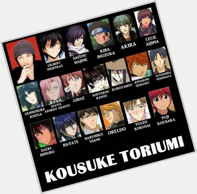 Kosuke Toriumi
