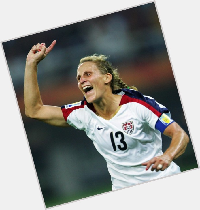 Kristine Lilly new pic 1