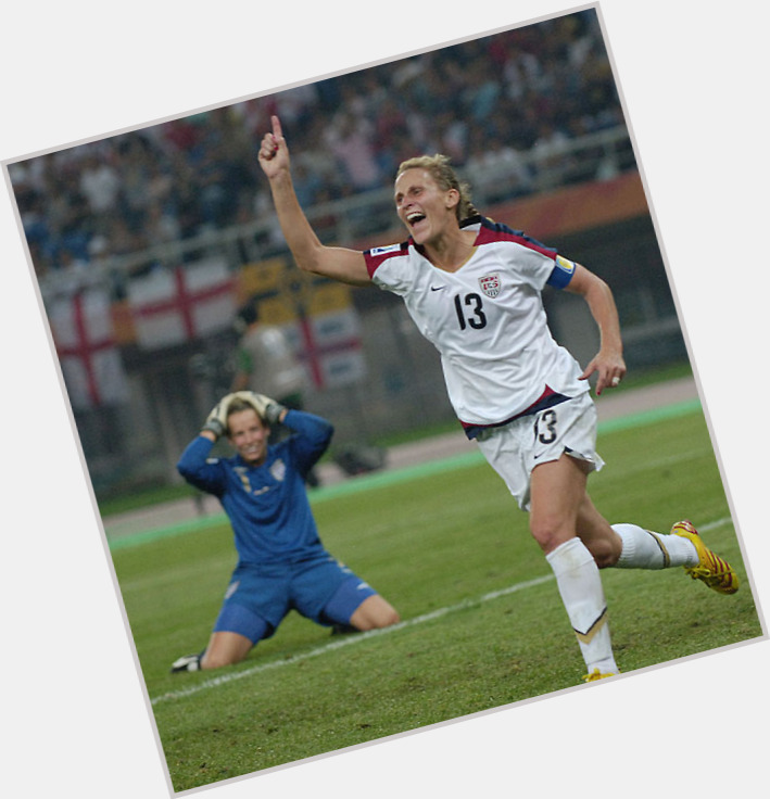 Kristine Lilly birthday 2015