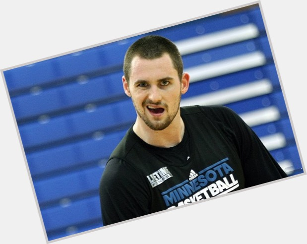 Kevin Love dark brown hair & hairstyles Athletic body,