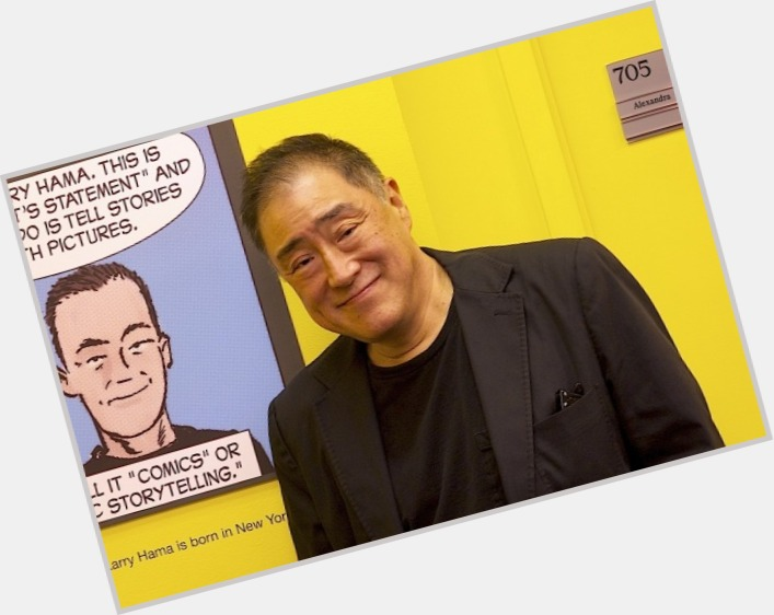 "<a href=""/hot-men/larry-hama/where-dating-news-photos"">Larry Hama</a>"