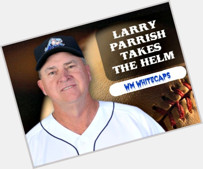 Larry Parrish birthday 2015