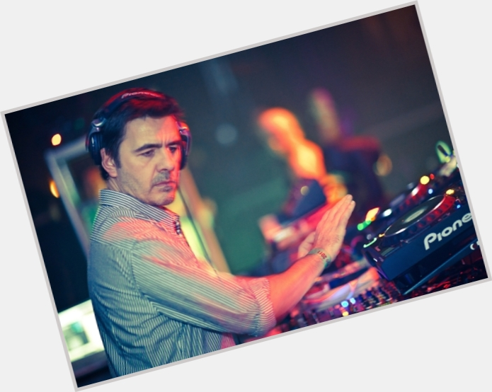Laurent Garnier birthday 2015