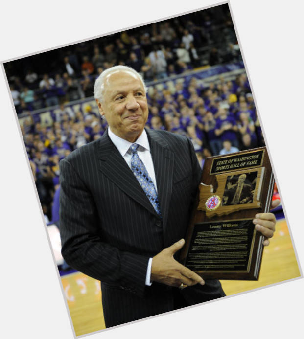 Lenny Wilkens birthday 2015