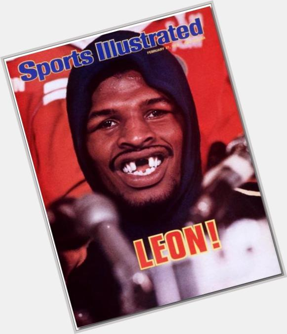 Leon Spinks birthday 2015